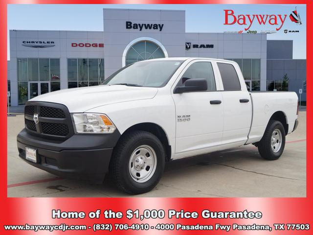 Pre-Owned 2018 RAM 1500 RAM 1500 ST QUAD CAB 4X2 140 IN WB