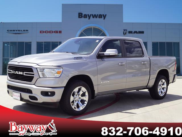 New 2019 RAM All-New 1500 RAM 1500 BIG HORN CREW LONE STAR