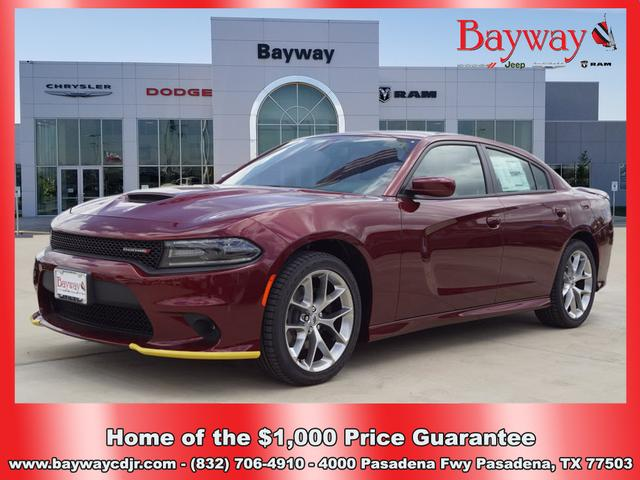 New 2019 DODGE Charger GT Plus