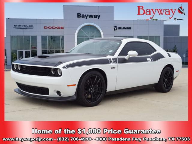 Pre-Owned 2018 Dodge Challenger T/A 392