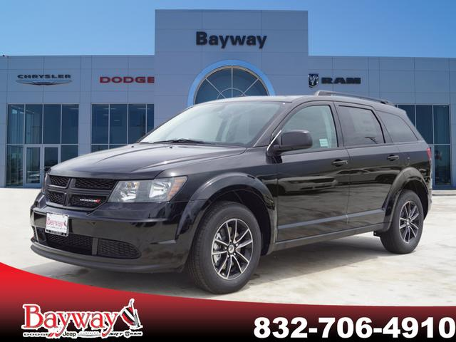 New 2018 Dodge Journey Se Sport Utility In Pasadena B181209