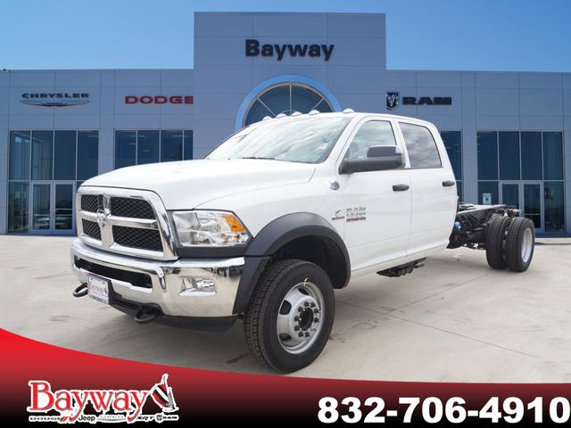New 2018 RAM 5500 Chassis Cab Tradsman