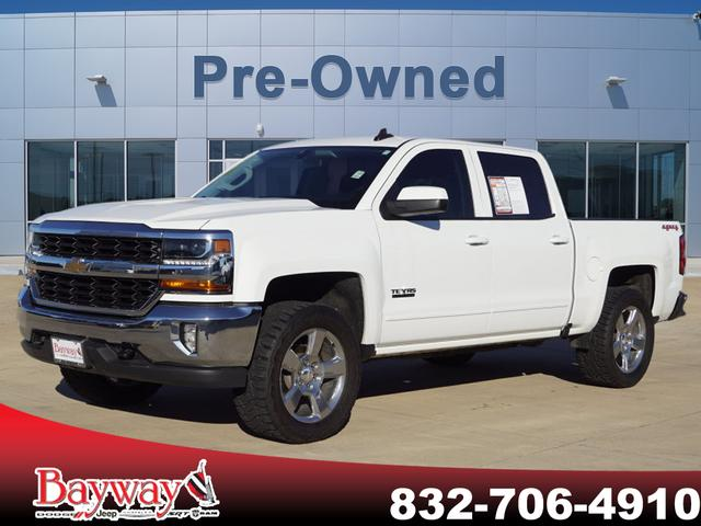 Pre Owned 2017 Chevrolet Silverado 1500 Lt Pk In Pasadena B181808a