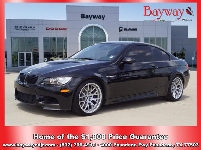 Pre-Owned 2013 BMW M3 Coupe