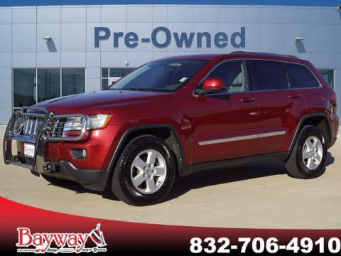 Pre-Owned 2012 Jeep Grand Cherokee LARE