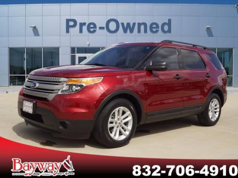 PRE-OWNED 2015 FORD EXPLORER BASE FWD MP