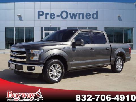 PRE-OWNED 2016 FORD F-150 LARIAT RWD PK