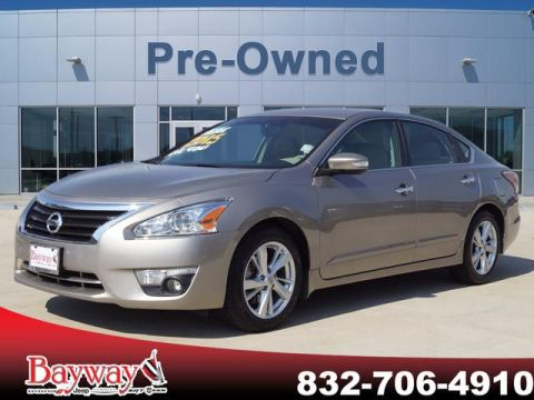 PRE-OWNED 2015 NISSAN ALTIMA 2.5 SL FWD SD