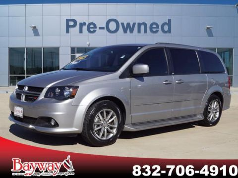 Pre-Owned 2014 Dodge Grand Caravan R/T